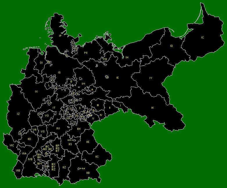 tysk nummerplade register